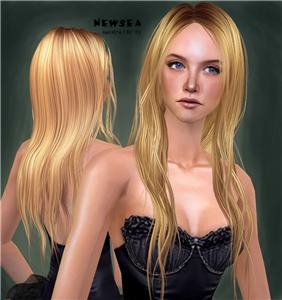 Женские прически (длинные волосы) - Страница 3 3c21fdc07f17t