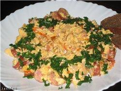 Голосуем за лучшее блюдо из яиц. Голосование до 27 июня 9035c058305b