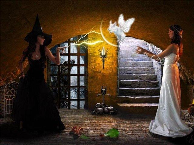 А вот и гости! - Персонажи Хеллоуина Adb3d627e080