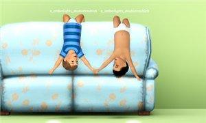 Детские позы, позы с детьми - Страница 2 8276c8adfc0c