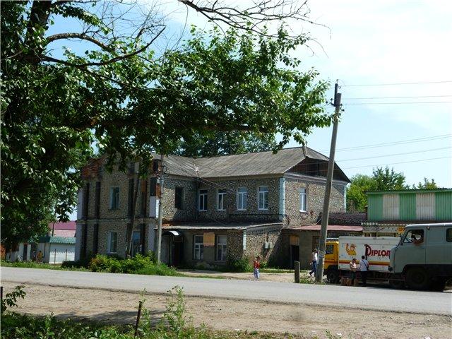 Фото поселка Мордвес, Веневского района, Тульской области. B20e400d15e1