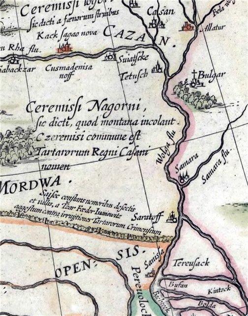 Карты Самарской губернии 7aaf1732dd58