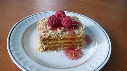 Торт из печенья 3682b446e4cb
