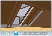 Как сделать такое окно на крыше? Ede3d072d0cc