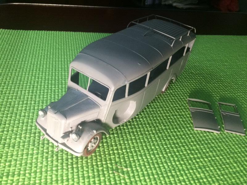 RODEN Opel 3,6-47 Omnibus w39 Ludewig A501951d4e05