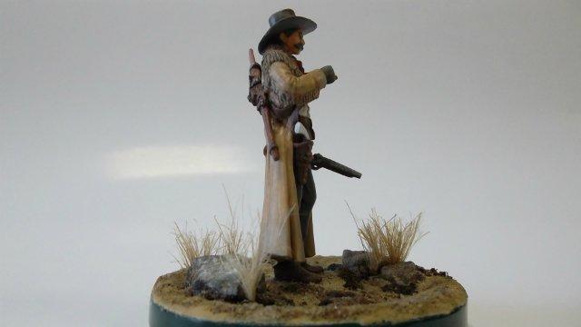 Wyatt Earp / Tombstone, 54мм, (подарок брату). 9e0252419599