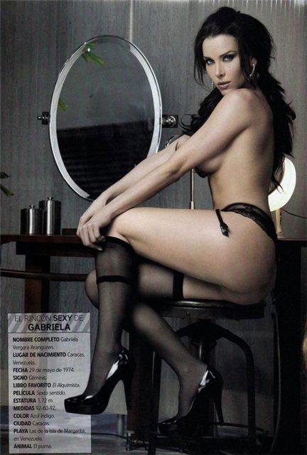 Габриэла Вергара/Gabriela Vergara 27d01f24f5d8