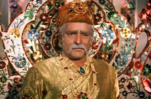 """Великий могол"" (Mughal-E-Azam), 1960 г.в. - Страница 2 A2570f870131"