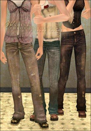 Повседневная одежда (юбки, брюки, шорты) 0f36942c215a