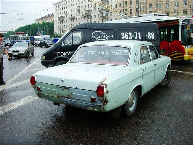 """ГАЗ-24 1971 г.в. """"Белая ночь"""" Cf3201ba0b43"""