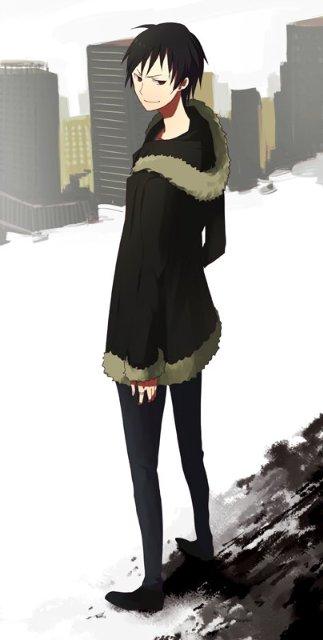 Арт по аниме «Дюрара!» (Durarara!!) 0189c3b495e7