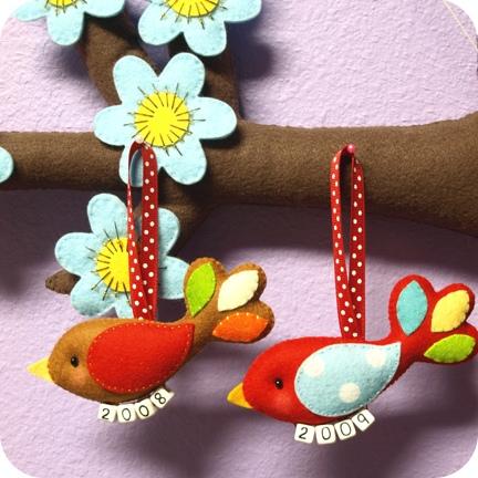 Потрясающие рукоделки из фетра от Gifts Define 59c199933133