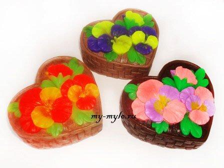 Цветочное  мыло - Страница 2 B546a2ceb503