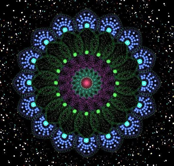 Мандалы для коллективных медитаций а так-же для индивидуального назначения. - Страница 2 F958dead16db