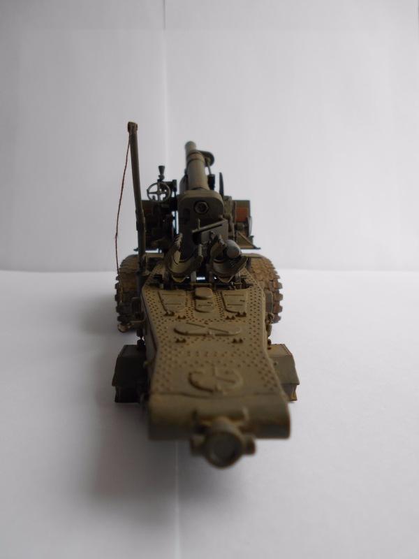 Советская 203-мм гаубица Б-4 1/35 (Alan №3522) - Страница 2 955726bb3acf