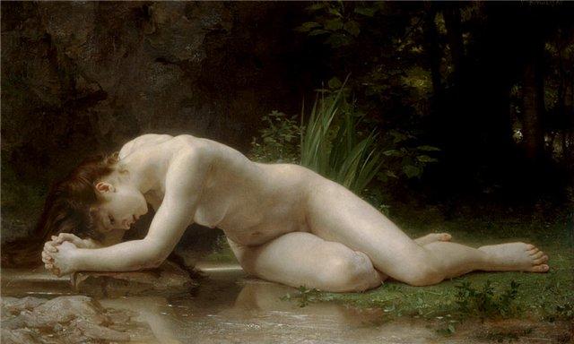 Уильям Бугеро (Академическая живопись, Франция, многа обнаженки!!!:lol:) 38834c6f5957