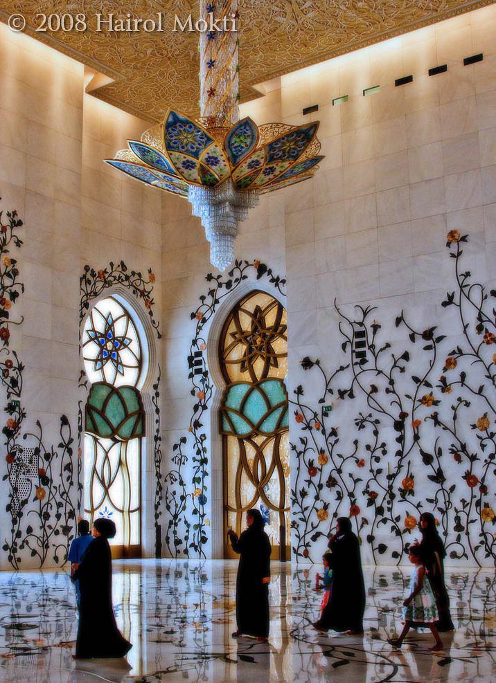Sheikh Zayed Grand Mosque, Abu-Dhabi  - Page 5 409bb9bad458