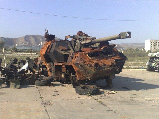 2008 South Ossetia War: Photos and Videos 6b1a696ab68e