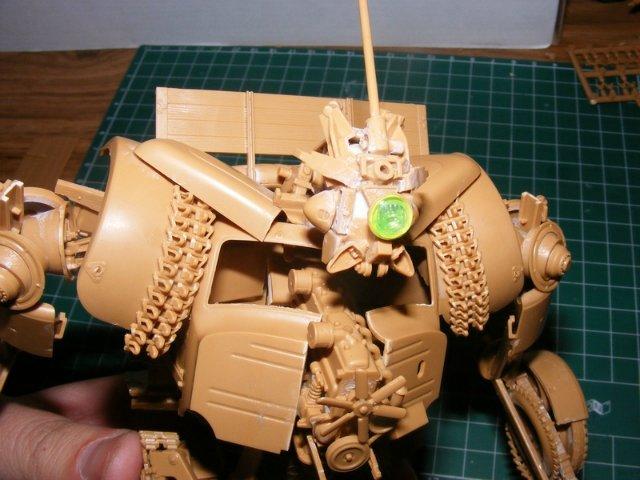 Робот трансформер(не трансформирующийся правда :) ) 6ffa486ae6b5