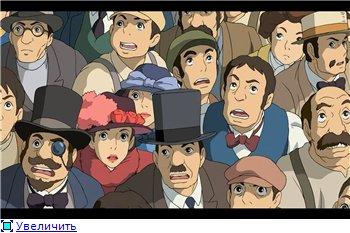 Ходячий замок / Движущийся замок Хаула / Howl's Moving Castle / Howl no Ugoku Shiro / ハウルの動く城 (2004 г. Полнометражный) 129cefabf928t
