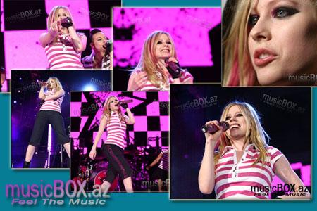 Avril Lavigne nin Exclusiv Şekilləri 2f498232ac80