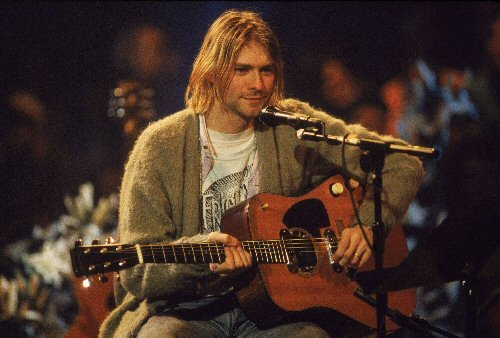 NIRVANA ( Kurt Cobain) 42a3535ee0d9