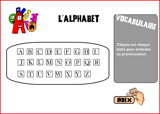 فلاشات بالصوت والصورة لتعلم اللغة الفرنسية مع التمارين 41750a01fdc0