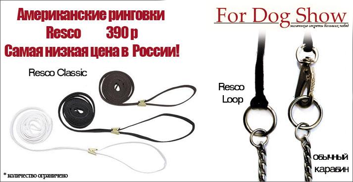 For Dog Show - товары для выставок 9775d9a54187