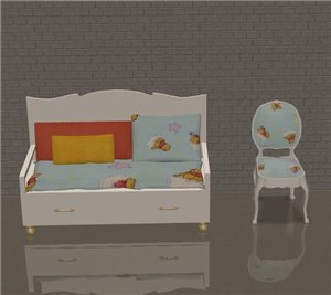Комнаты для младенцев и тодлеров - Страница 4 727d58dca515