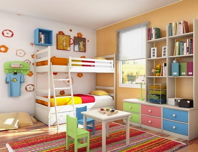 Давай сделаем ремонт в детской комнате 23917205a053