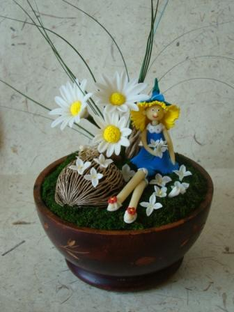 Цветы ручной работы из полимерной глины - Страница 2 257bc08b6129