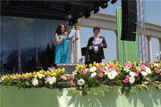 Фестиваль цветов в Алматы - «Алматы – гул кала» 4b691df04f0e