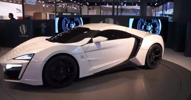 ავტომობილი რომელიც 3, 47 მილიონი ეღირება Cb951b0b601f