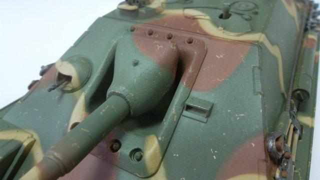 Jagdpanther, 1/35, («Tamiya» 35203). 6ec3d5507bb5