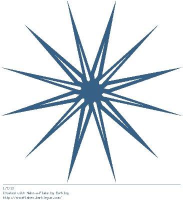 Зимнее рукоделие - вырезаем снежинки! - Страница 10 D1fd9b0e3a72