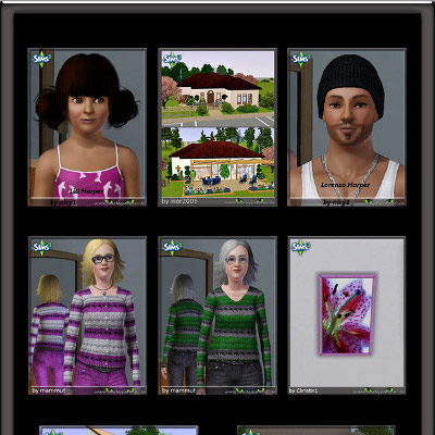 Blacky's Sims Zoo Update Sims3 12.07.2010 L6pha7p3