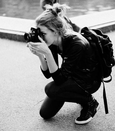 Kamera Bampw-black-and-white-crazy-girl-Favim.com-536999