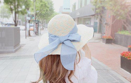 قبعات بنات روعة  Cute-fashion-hat-kfashion-Favim.com-515112