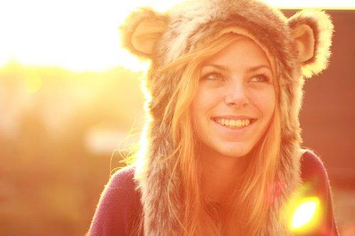 قبعات بنات روعة  Girl-hair-hat-photography-Favim.com-534848