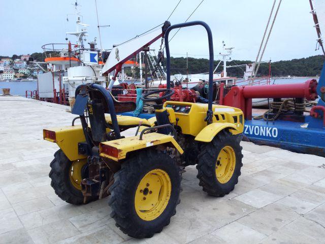 Traktori Hittner Ekotrac opća tema 21776466