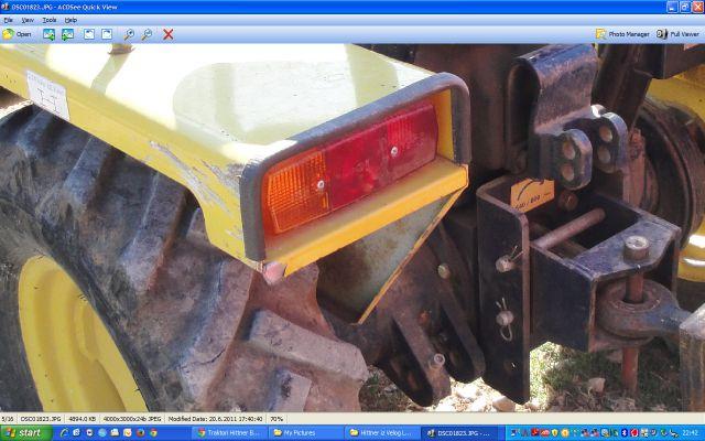 Traktori Hittner Ekotrac opća tema 21795926