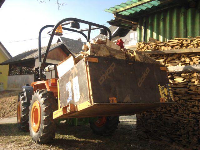 Nošene traktorske gajbe sanduci korpe ručni rad  19510377