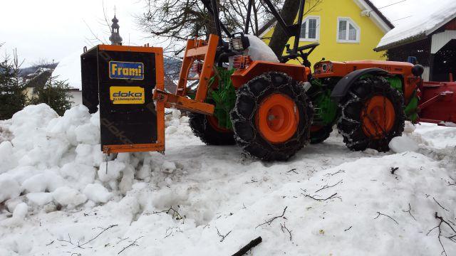 Komunalna oprema za traktore 21474431