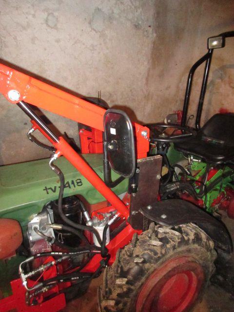 Prednji traktorski utovarivači 22148578