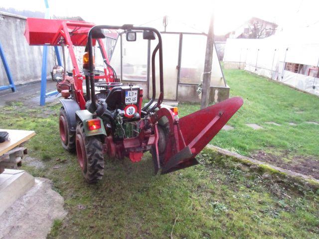 Prednji traktorski utovarivači 22148589