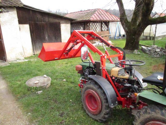 Prednji traktorski utovarivači 22148593
