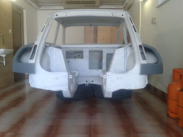 Renault 5 Maxi Turbo creation - Page 2 20553552