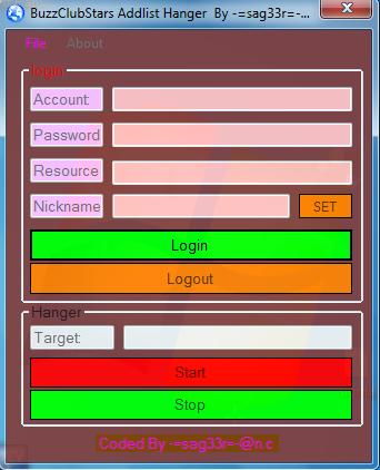 •—»♥☻ βĹĂČĶŤĔĂМ☻♥«—• - Portal Addlist_hanger