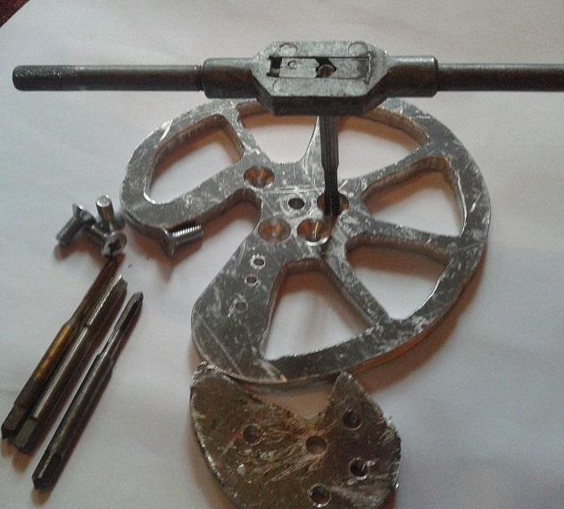 how made homemade (reverse) crossbow ? 8