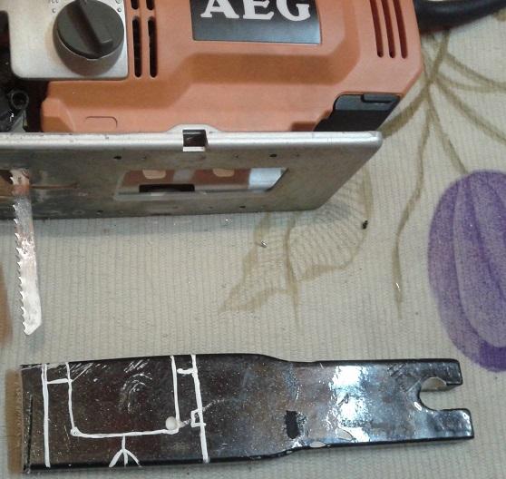 how made homemade (reverse) crossbow ? 1